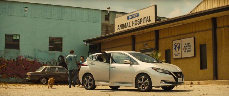 Nissan Leaf Car Used by Kumail Nanjiani & Dave Bautista in Stuber (8)