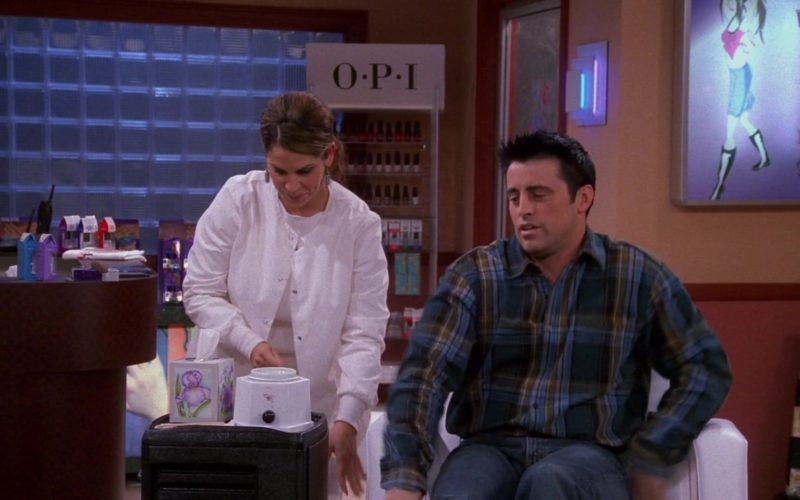 OPI Products in Friends Season 9 Episode 13 (6)