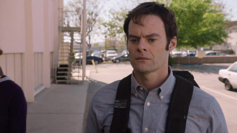 Oakley Backpack Used by Bill Hader in Barry - Season 1, Episode 5, Chapter Five: Do Your Job (2018) - TV Show Product Placement