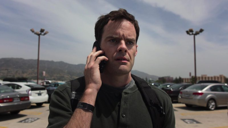 Oakley Backpack Used by Bill Hader in Barry - Season 1, Episode 1, Chapter One: Make Your Mark (2018) - TV Show Product Placement