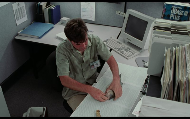 Optiquest Q51 Computer Monitor Used by Ron Livingston in Office Space (3)