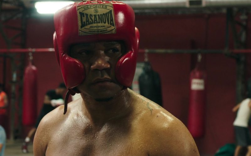 Original Deportes Casanova Headgear Worn by Cuba Gooding Jr. in Bayou Caviar (3)