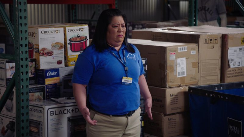 Oster, Crock-Pot & BLACK+DECKER in Superstore – Season 4, Episode 16, Easter (2019) TV Show Product Placement