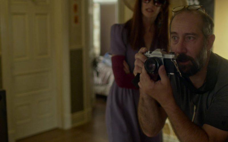 Pentax Camera in Jeremiah Terminator LeRoy (1)