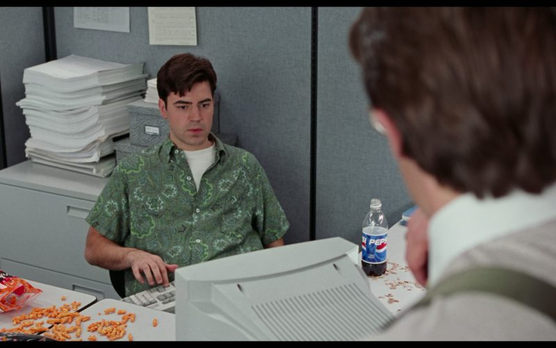 Pepsi Bottle in Office Space (1)
