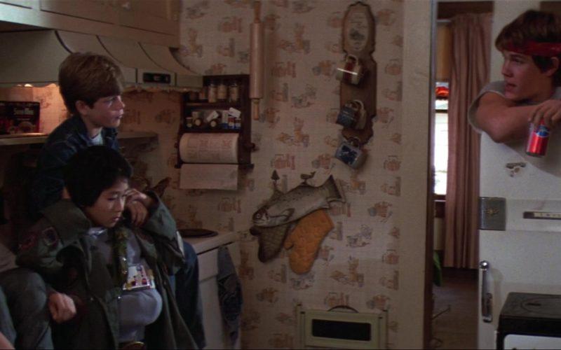 Pepsi Can Held by Josh Brolin in The Goonies