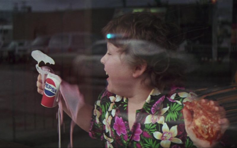 Pepsi Cola Paper Cup Held by Jeff Cohen in The Goonies (1)