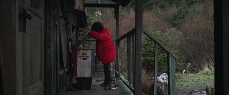 Pepsi-Cola and Nike Sneakers Worn by Jeff Cohen in The Goonies (1985) - Movie Product Placement