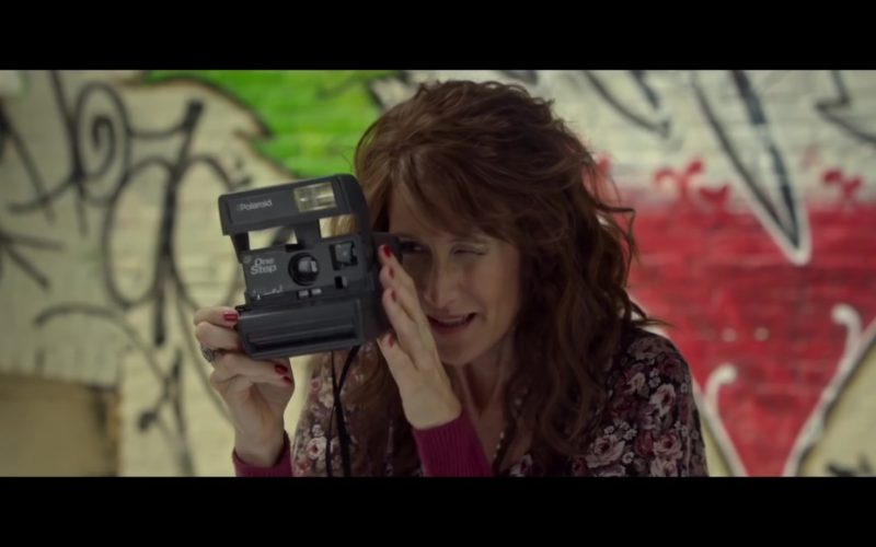 Polaroid One Step Photo Camera Used by Laura Dern in JT LeRoy