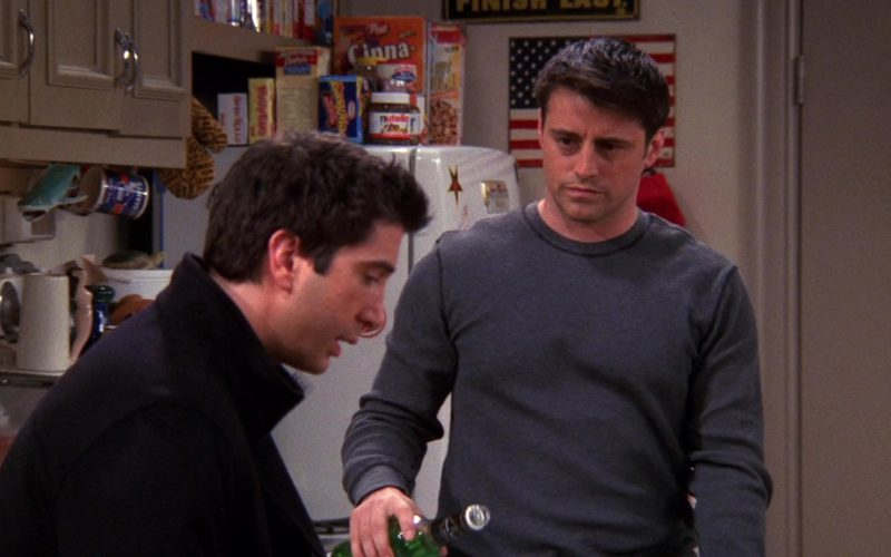 Post Cinna-Cluster Raisin Bran Cereal and Nutella in Friends Season 8 Episode 16 (1)