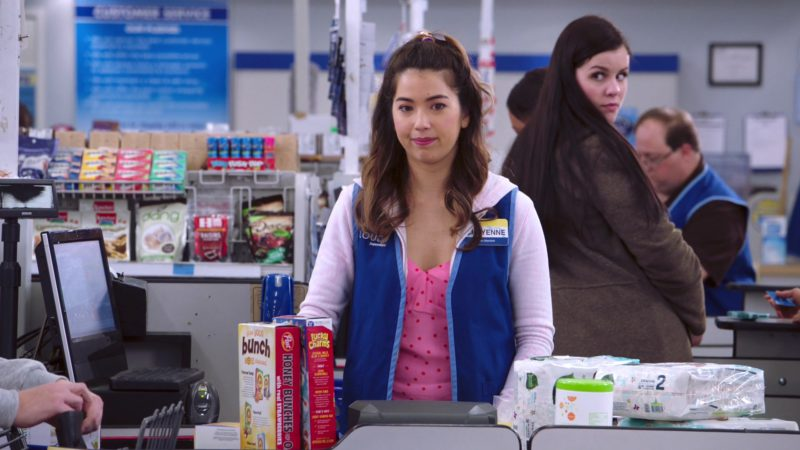 Post Honey Bunches & General Mills Lucky Charms Cereals in Superstore – Season 4, Episode 15, Salary (2019) - TV Show Product Placement
