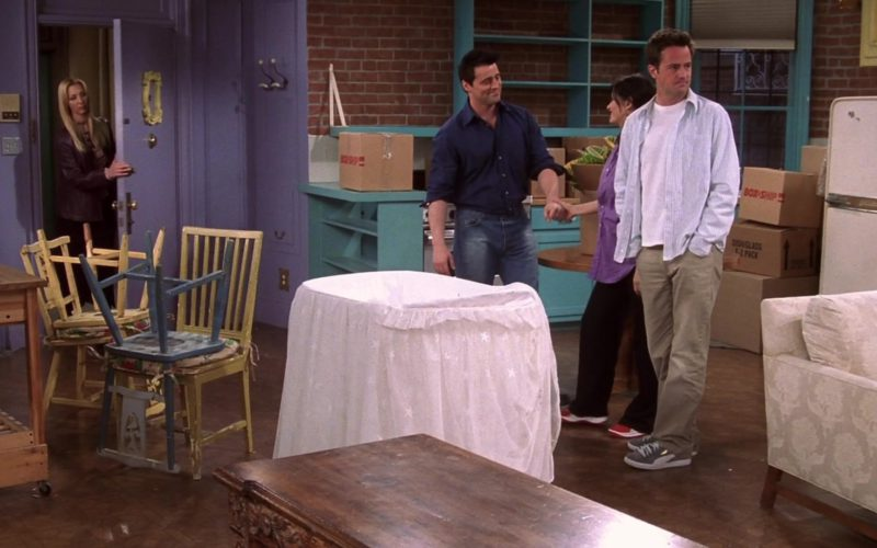 Puma Shoes Worn by Matthew Perry (Chandler Bing) in Friends (3)