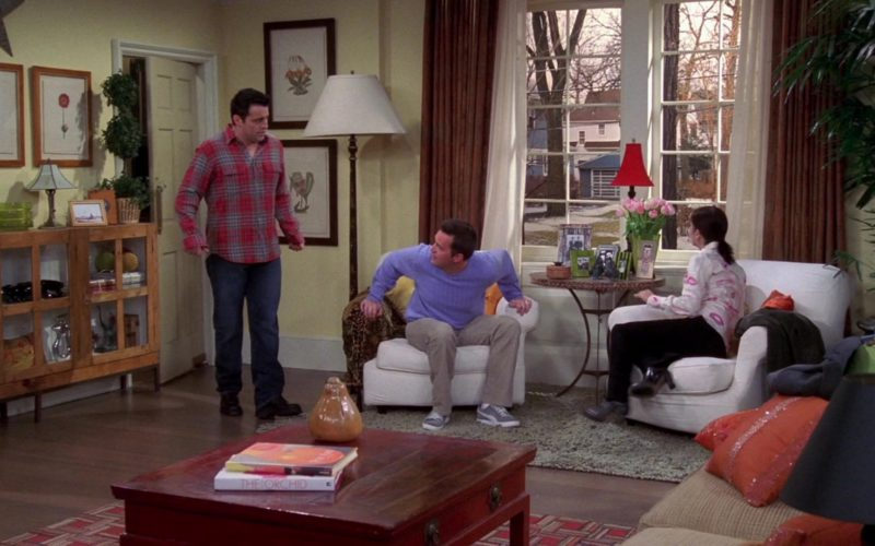 Puma Shoes Worn by Matthew Perry (Chandler Bing) in Friends Season 10 Episode 14 (1)