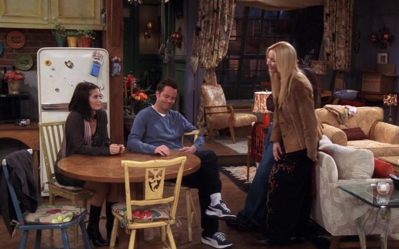 Puma Shoes Worn by Matthew Perry (Chandler Bing) in Friends Season 10 Episode 16