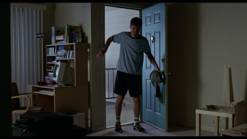 Puma Shoes Worn by Ron Livingston in Office Space (1999) Movie Product Placement