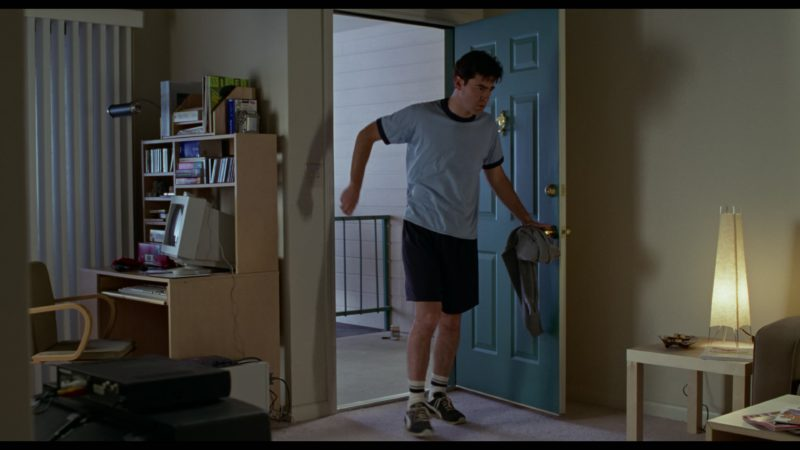 Puma Shoes Worn by Ron Livingston in Office Space (1999) - Movie Product Placement