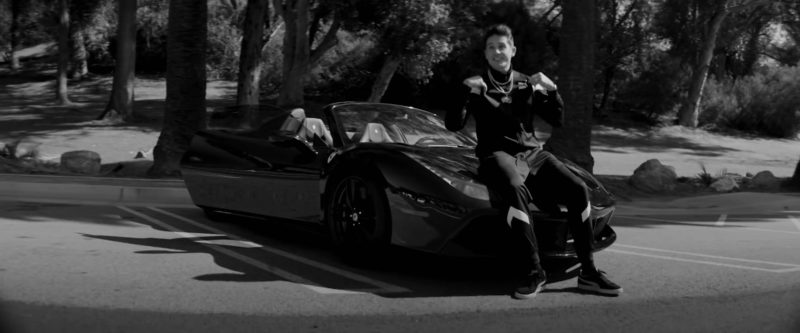 Puma Tracksuit and Shoes Worn by G-Eazy in West Coast (2019) Official Music Video Product Placement
