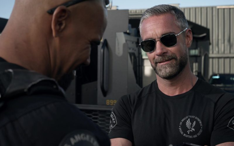 Randolph Engineering Aviator Sunglasses Worn by Jay Harrington (Sergeant II David Deacon Kay) (2)