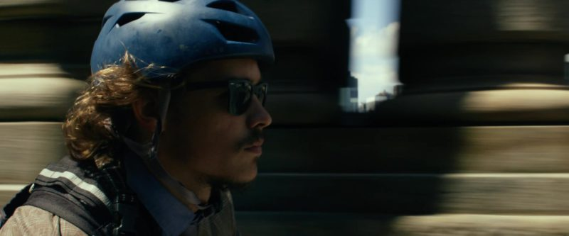 Ray-Ban Sunglasses Worn by Brenton Thwaites in An Interview with God (2018) - Movie Product Placement