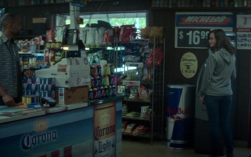 Red Bull, Corona Light, Michelob in Crypto