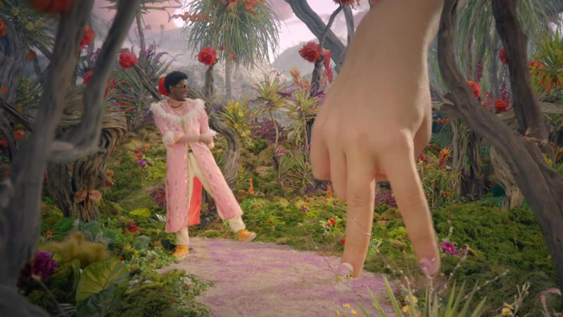 Reebok Yellow Sneakers Worn by Labrinth in No New Friends by LSD (2019) - Official Music Video Product Placement