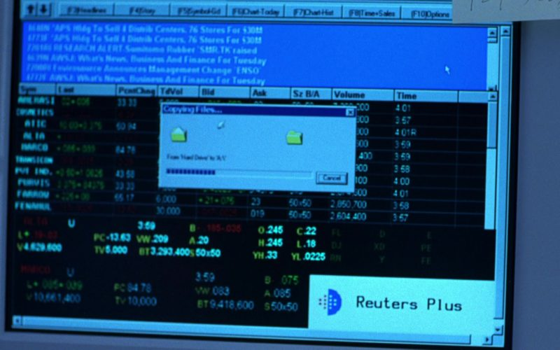 Reuters Plus in Boiler Room