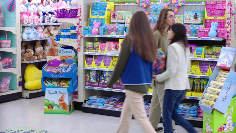 Russell Stover Easter Egg Chocolate and Candies in Superstore – Season 4, Episode 16, Easter (2019) - TV Show Product Placement