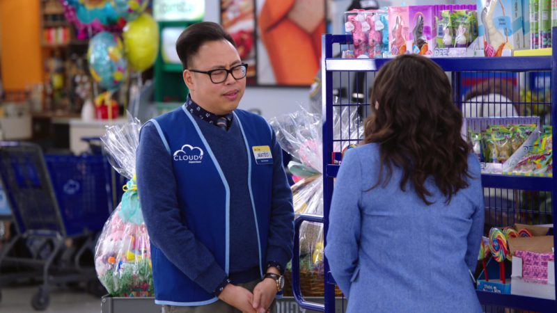 Russell Stover & PEZ Candies in Superstore – Season 4, Episode 16, Easter (2019) - TV Show Product Placement