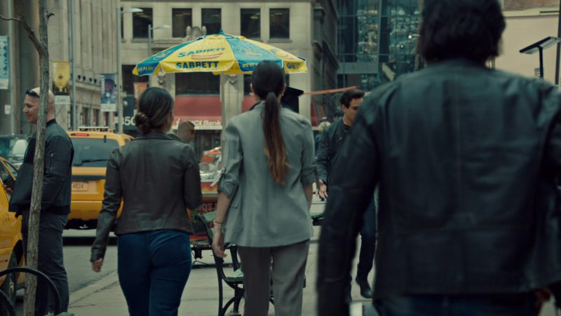 Sabrett Hot Dogs in Shadowhunters - Season 3, Episode 20, City of Glass (2019) TV Show Product Placement