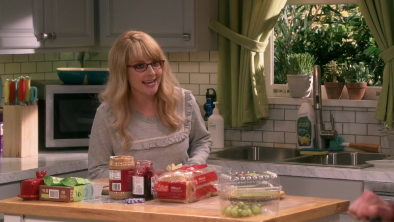 Safeway Value Corner Bread in The Big Bang Theory - Season 12, Episode 19, The Inspiration Deprivation (2019) TV Show Product Placement