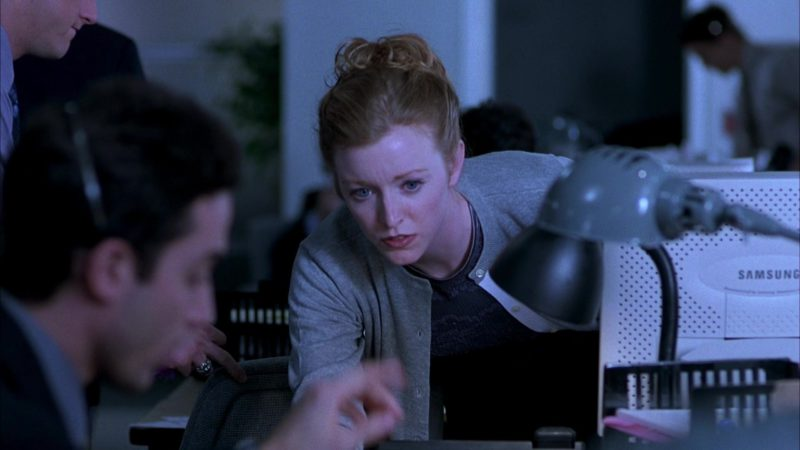 Samsung Monitors in Boiler Room (2000) Movie Product Placement