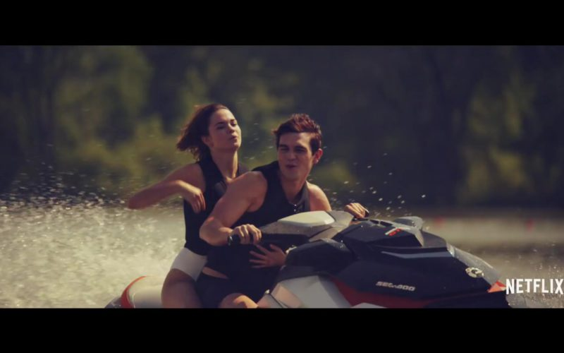 Sea-Doo Personal Watercraft Used by KJ Apa & Maia Mitchell in The Last Summer (1)