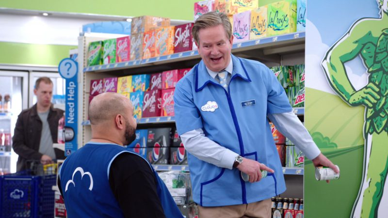 Shasta, LaCroix, Pepsi and Mountain Dew in Superstore - Season 4, Episode 15, Salary (2019) TV Show Product Placement