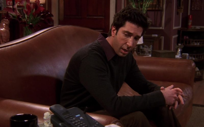 Siemens Telephone Used by David Schwimmer (Ross Geller) (3)