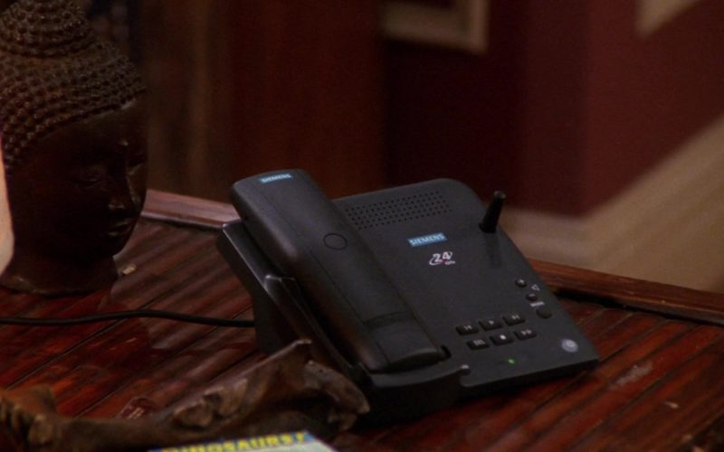 Siemens Telephone in Friends Season 8 Episode 8