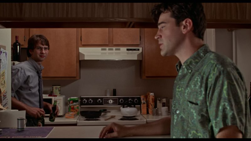 SnackWell's in Office Space (1999) - Movie Product Placement