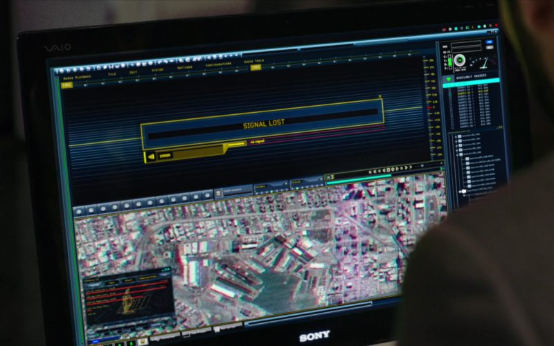 Sony Vaio All-In One Computer in The Blacklist