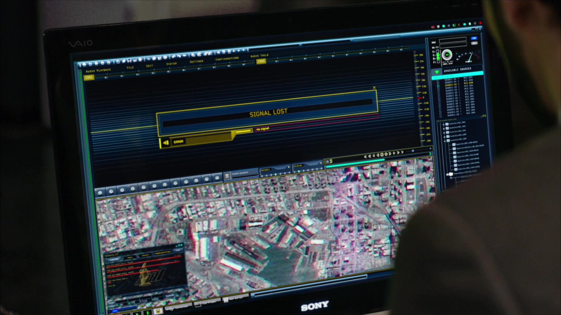 Sony Vaio All-In One Computer in The Blacklist - Season 6