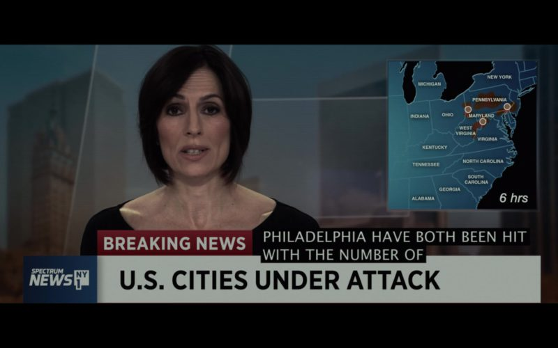 Spectrum News NY1 TV Channel in The Silence (2)