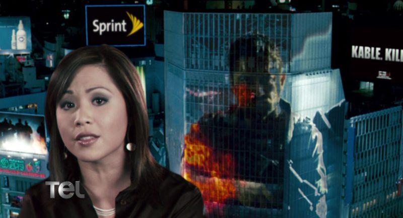 Sprint in Gamer (2009) Movie