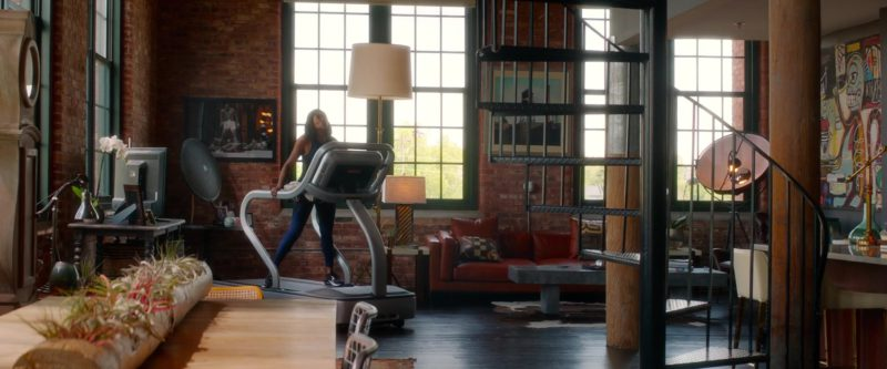 Star Trac Treadmill Used by Taraji P. Henson in What Men Want (2019) Movie Product Placement