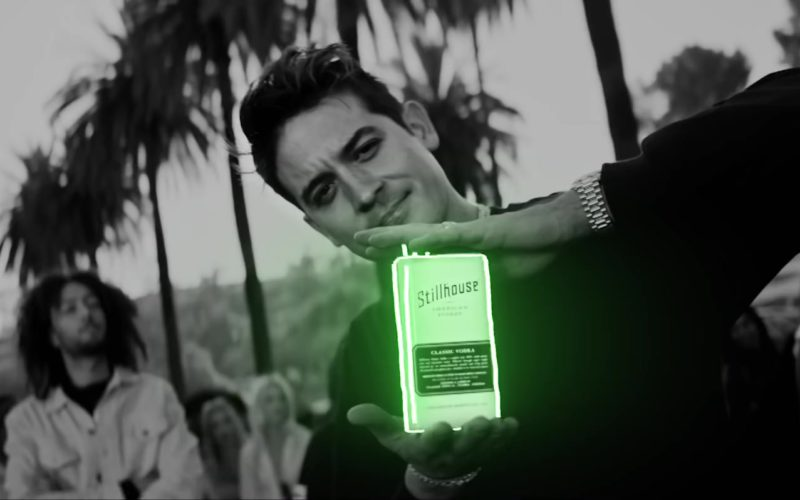 Stillhouse Whiskey Held by G-Eazy in West Coast (1)