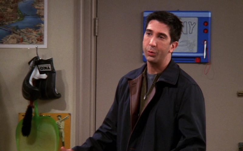 TKO Gloves in Friends Season 8 Episode 4