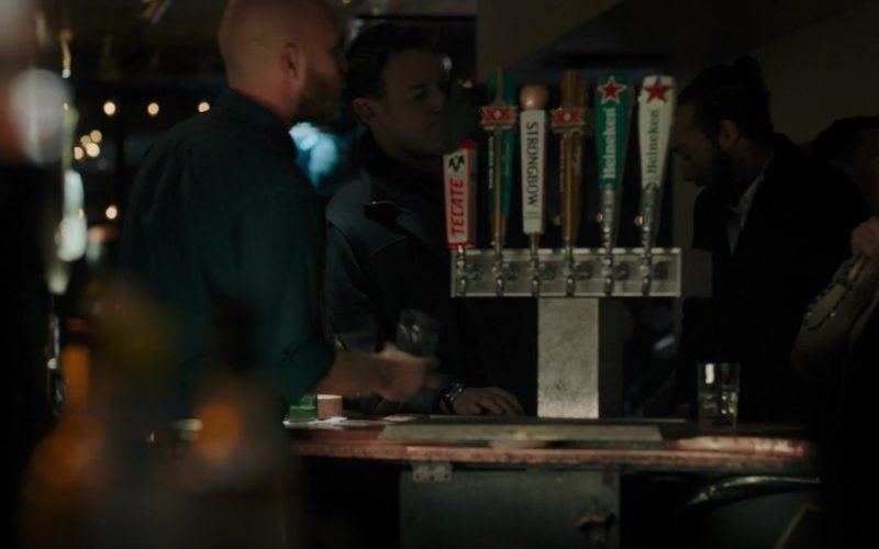 Tecate, Dos Equis, Strongbow, Heineken in Billions