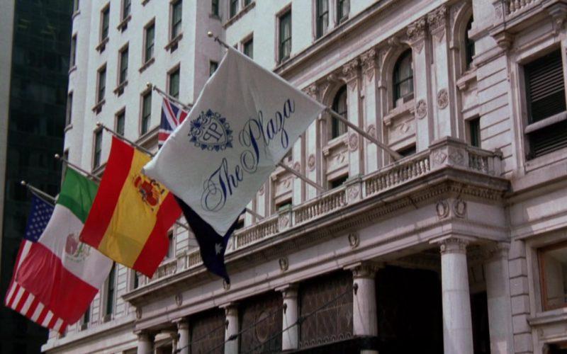The Plaza Hotel Luxury Hotel Near Central Park in Friends Season 10 Episode 11 (1)