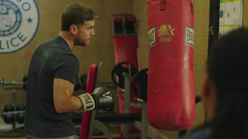 "Title Boxing Gloves in The Chi - Season 2, Episode 3, ""Past Due"" (2019) TV Show Product Placement"
