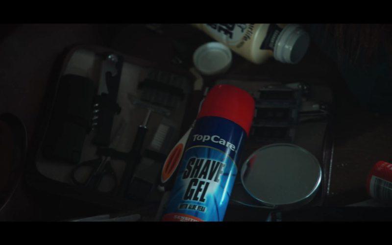 TopCare Shave Gel in Doom Patrol