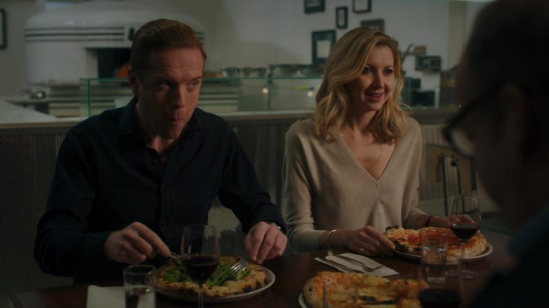 Una Pizza Napoletana Restaurant in Billions – Season 4 Episode 5, A Proper Sendoff (2019) - TV Show Product Placement