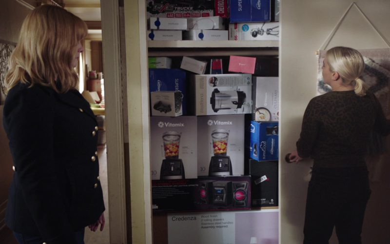 Vitamix Blender in Good Girls (1)
