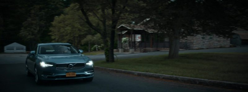 Volvo Car Used by Beau Knapp in Crypto (2019) Movie Product Placement